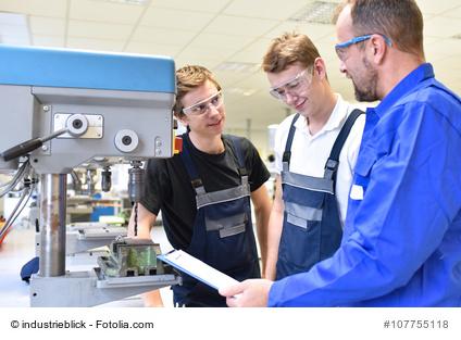Aufstieg zum Industriemeister Metall