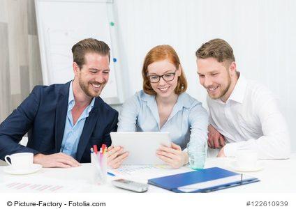 motivierte Mitarbeiter - 5 Tipps für mehr Produktivität