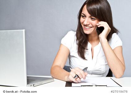 Karrierechancen als Kauffrau für Büromanagement